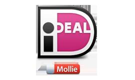 Veilig dakgrind betalen met iDeal van Mollie